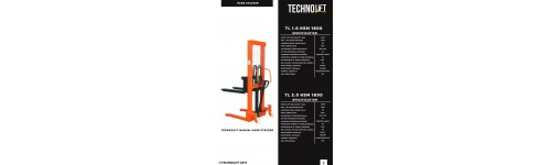 Hand Lift / Hand Stacker Manual