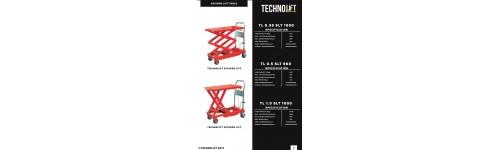 Hand Scissor Lift Table